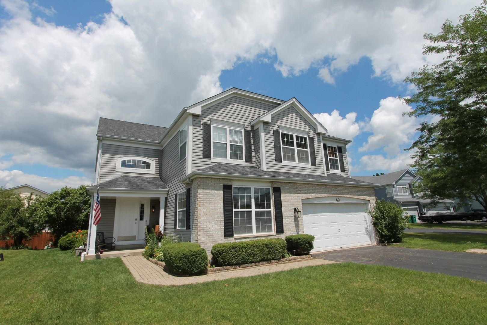 60 W Tall Grass Court, Round Lake Beach, IL 60073 - #: 10775904