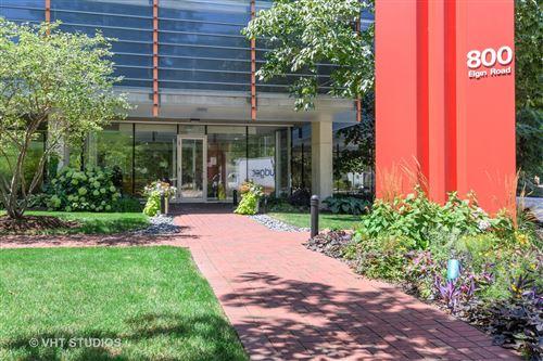 Photo of 800 ELGIN Road #1205, Evanston, IL 60201 (MLS # 10809905)