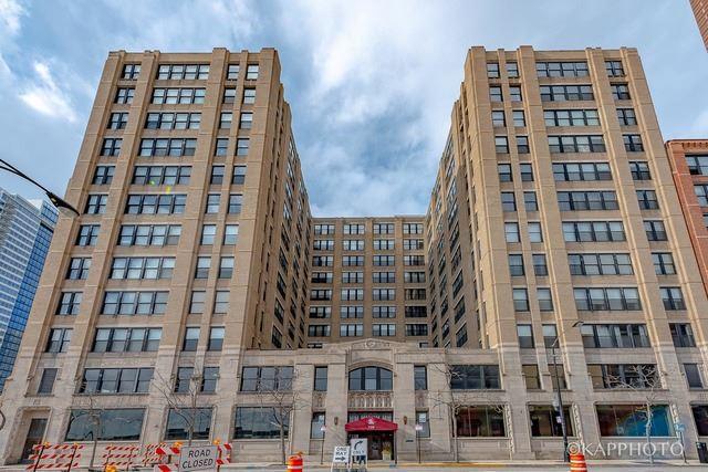 728 W Jackson Boulevard #725, Chicago, IL 60661 - #: 10690905