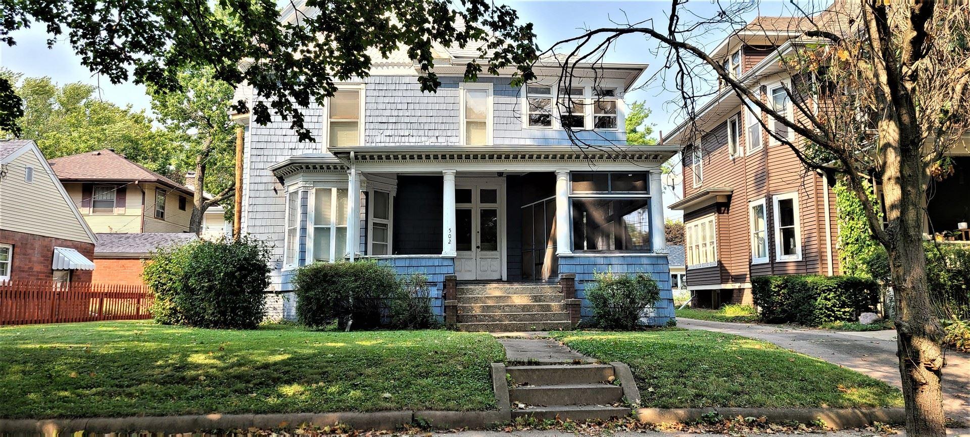 502 E Chestnut Street, Bloomington, IL 61701 - #: 11216905