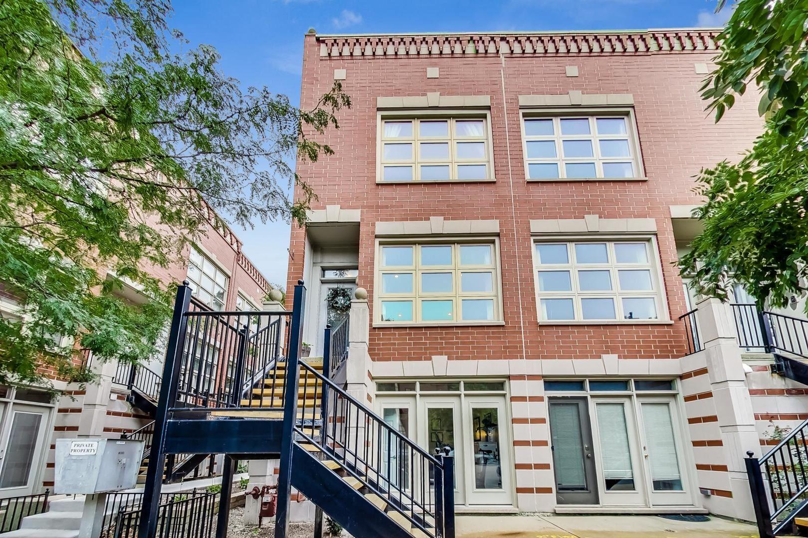 855 W ERIE Street #122, Chicago, IL 60642 - #: 11212906