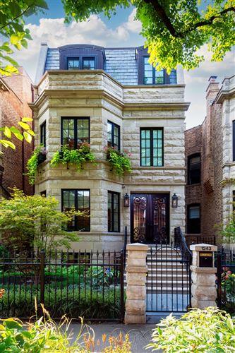Photo of 1243 W Cornelia Avenue, Chicago, IL 60657 (MLS # 11226907)