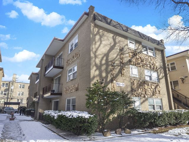 4127 N Keeler Avenue #302S, Chicago, IL 60641 - #: 10636907
