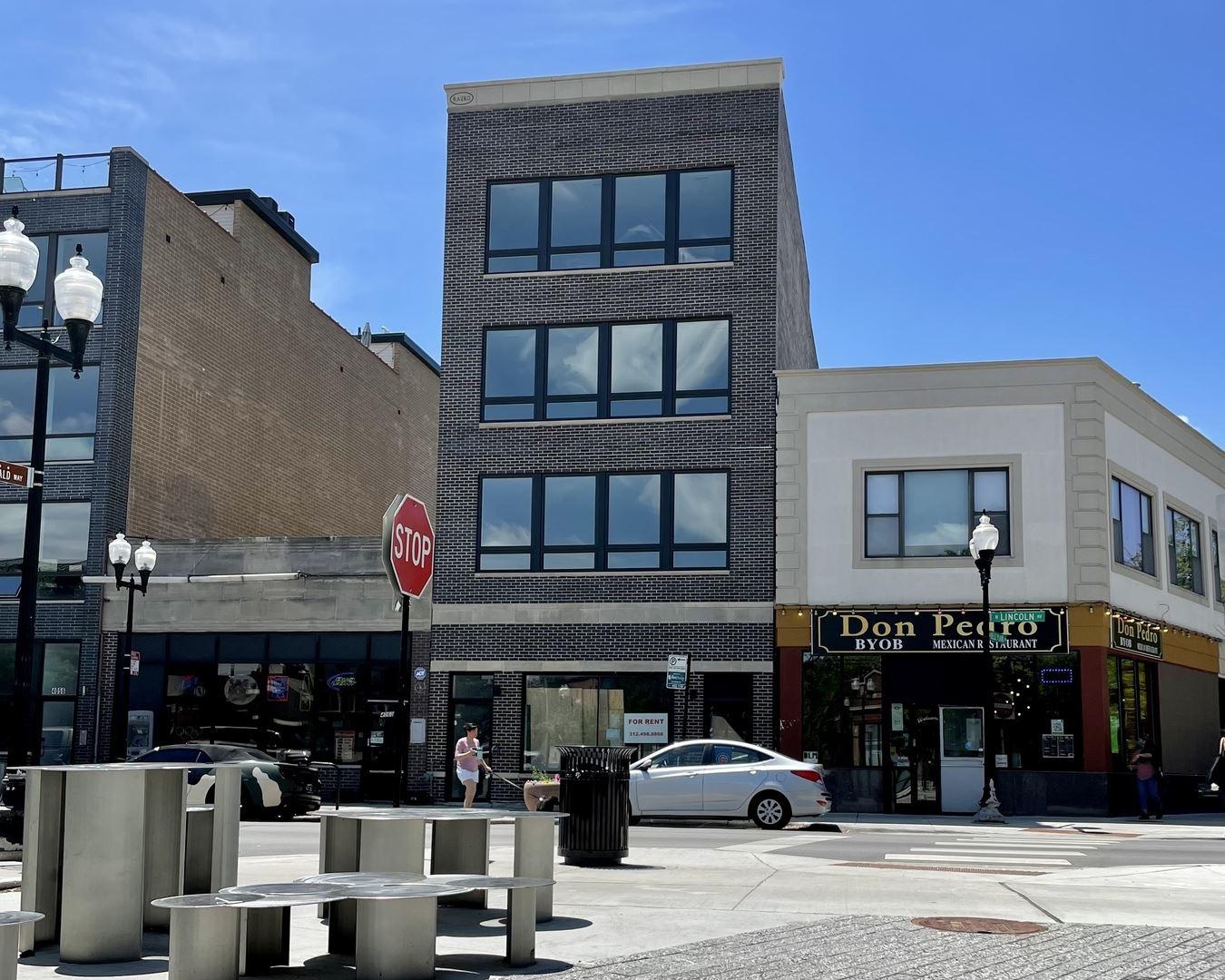 4062 N Lincoln Avenue #3, Chicago, IL 60618 - #: 11121907