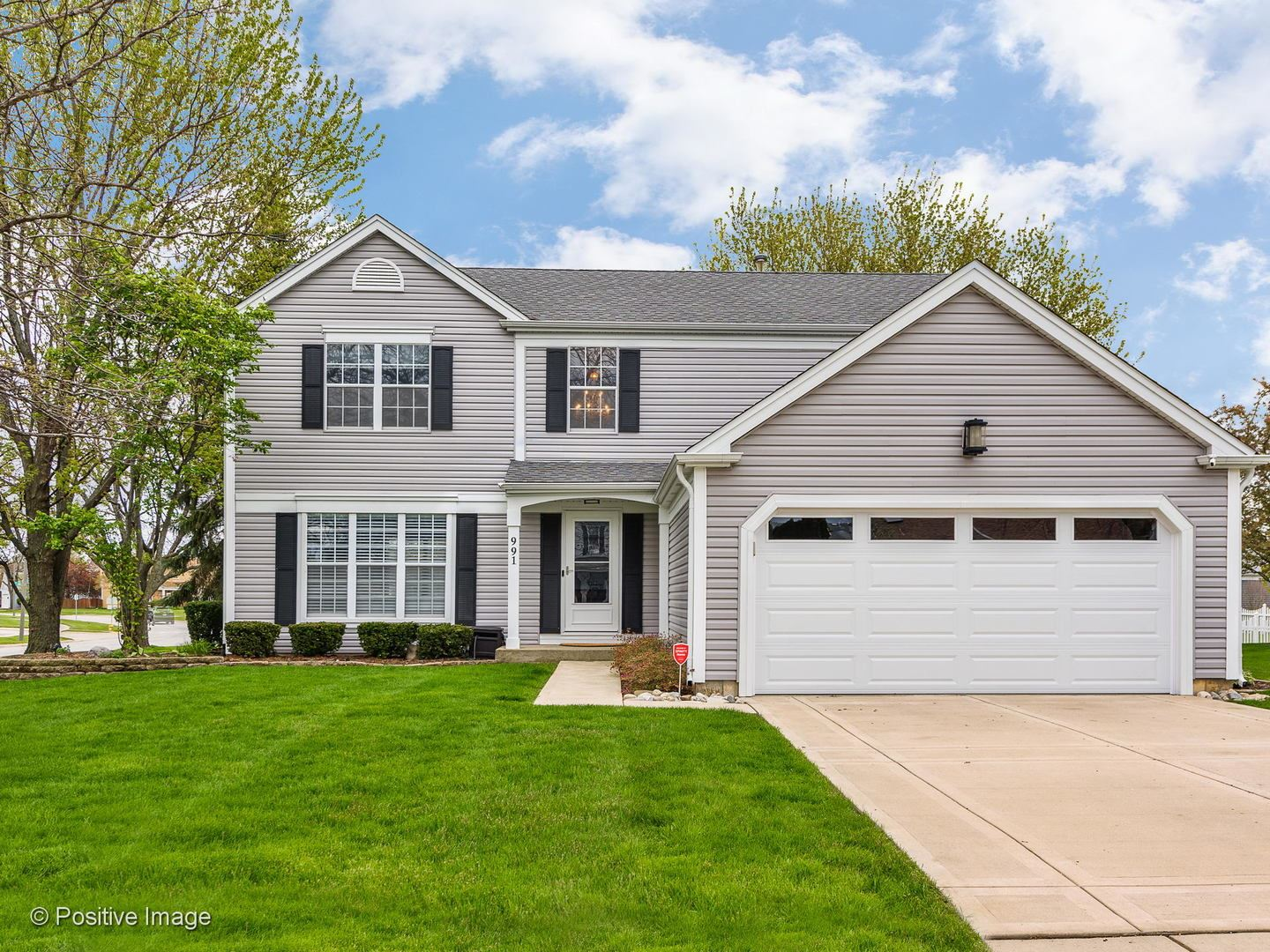 991 Royal Glen Lane, Carol Stream, IL 60188 - #: 10713908