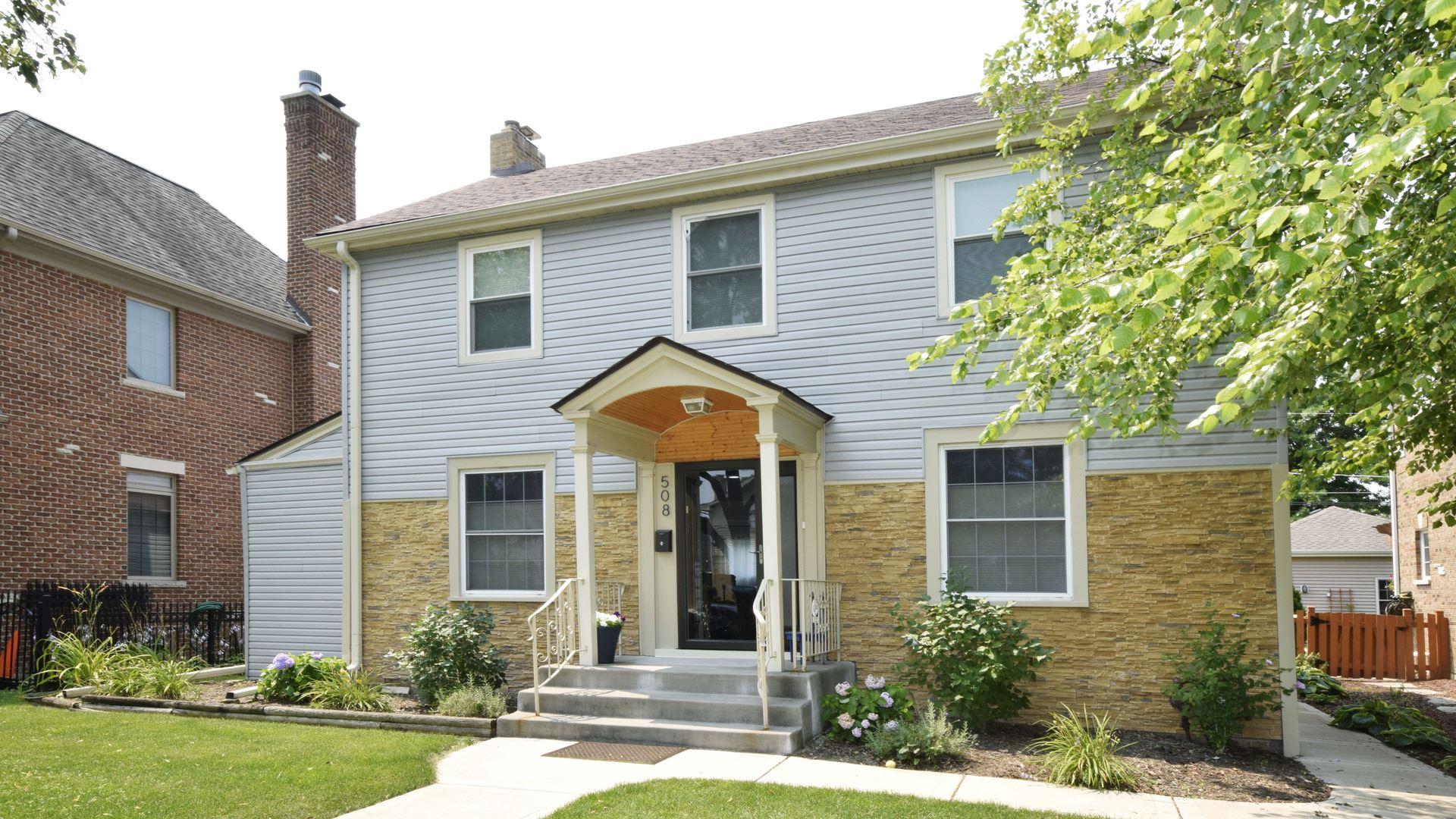 508 S Greenwood Avenue, Park Ridge, IL 60068 - #: 11167908