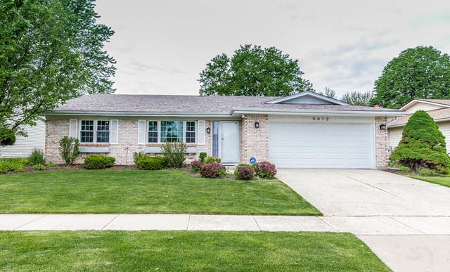6912 Prairieview Avenue, Woodridge, IL 60517 - #: 10725909