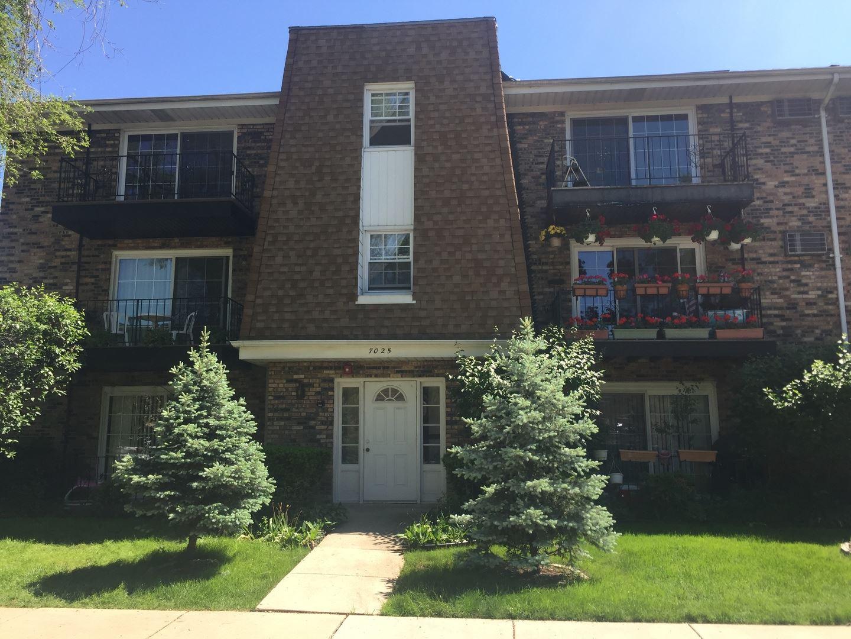 7025 Oconnell Drive #301, Chicago Ridge, IL 60415 - #: 10731909
