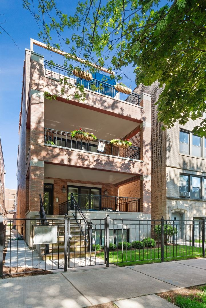 3841 N Janssen Avenue #3, Chicago, IL 60613 - MLS#: 10799909