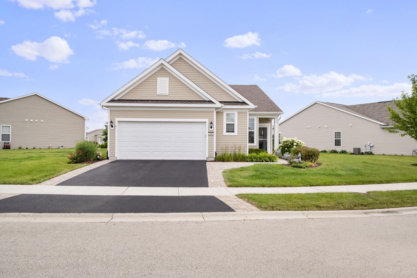 Photo of 600 Pleasant Drive, Shorewood, IL 60404 (MLS # 11151910)