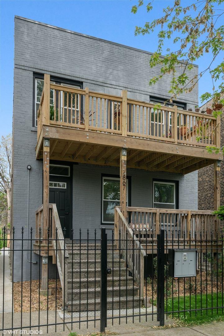 867 N Richmond Street, Chicago, IL 60622 - #: 11249911