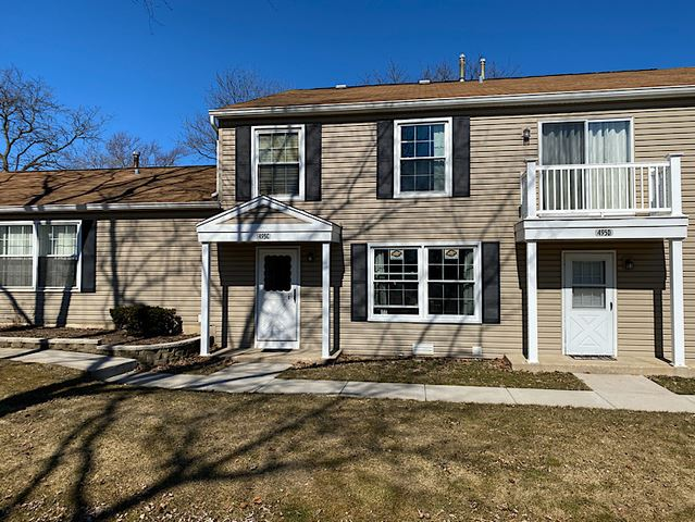 495 Sidney Avenue #C, Glendale Heights, IL 60139 - #: 10658912