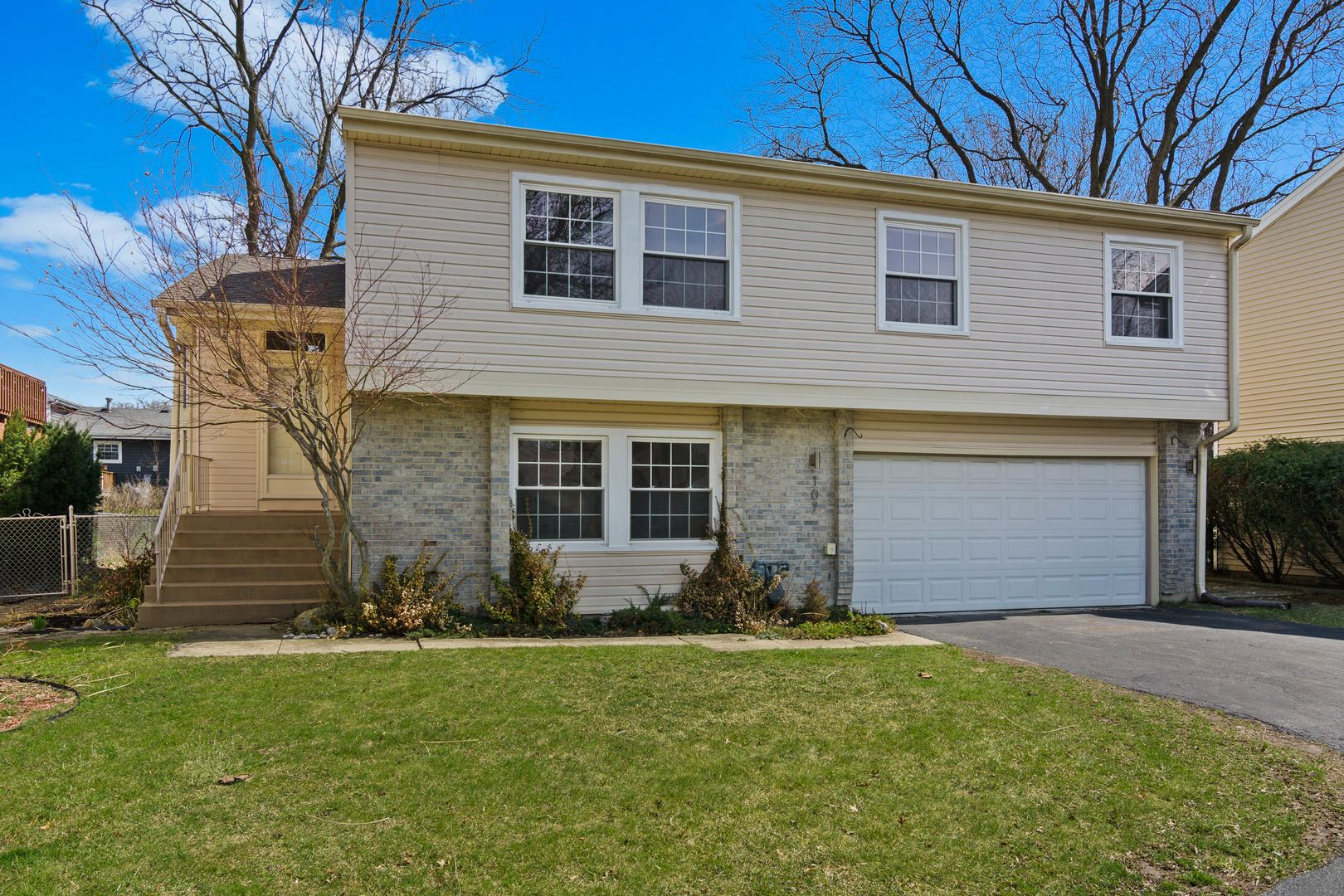 107 Croftwood Court, Rolling Meadows, IL 60008 - #: 10683913