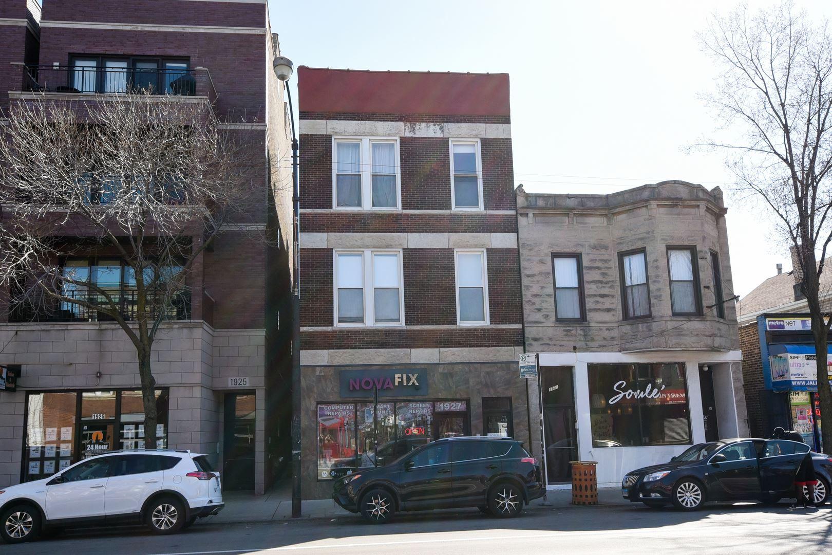 1927 W chicago Avenue #2R, Chicago, IL 60622 - #: 11132913