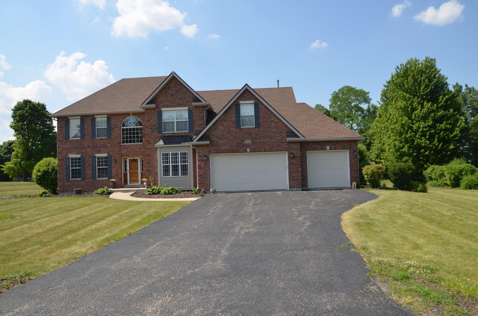 10 Maple Ridge Lane, Yorkville, IL 60560 - #: 10575914