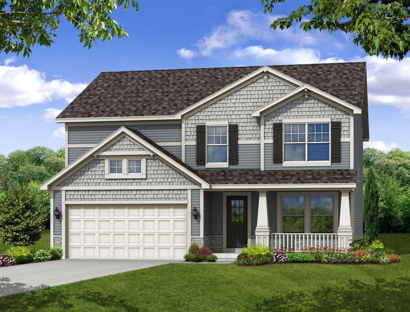 Photo of 561 S Stone Brook Drive S, Romeoville, IL 60446 (MLS # 10880915)