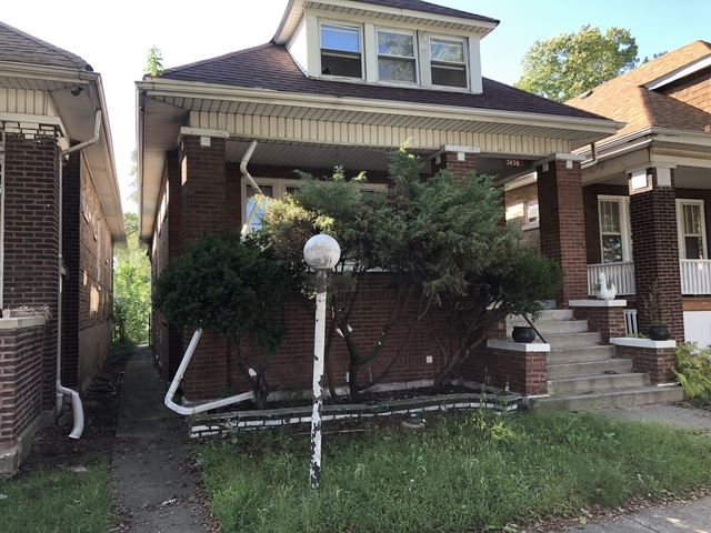 7438 S Perry Avenue, Chicago, IL 60620 - #: 10524916