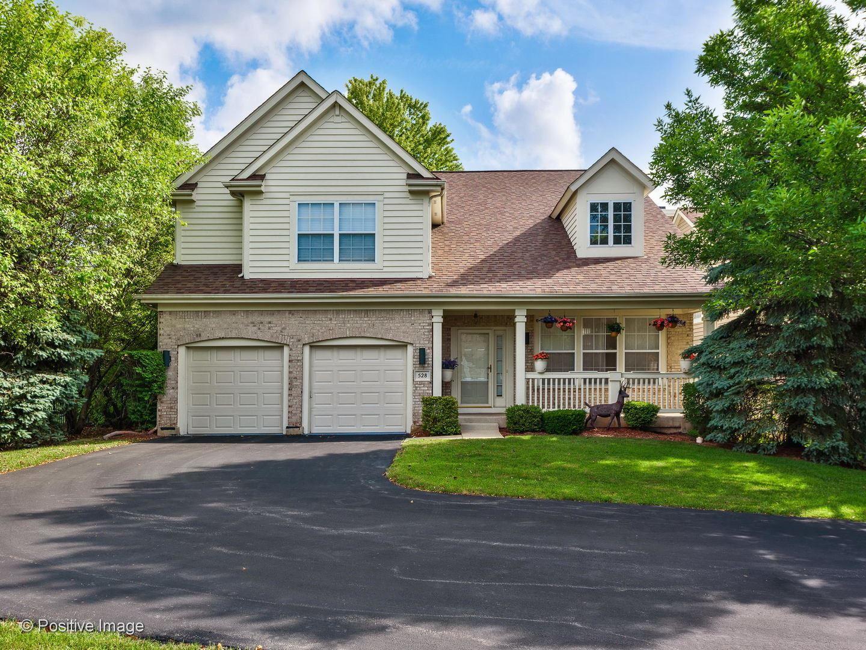 528 VALHALLA Terrace, Vernon Hills, IL 60061 - #: 10765916
