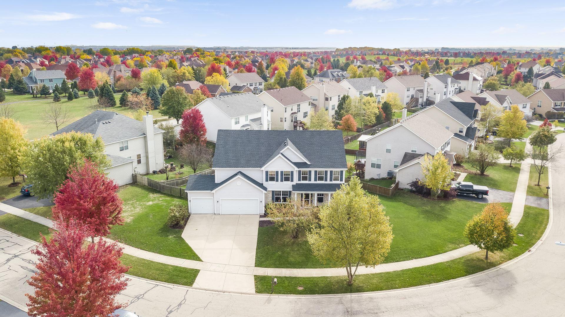 Photo of 26610 Silverleaf Drive, Plainfield, IL 60585 (MLS # 10914918)