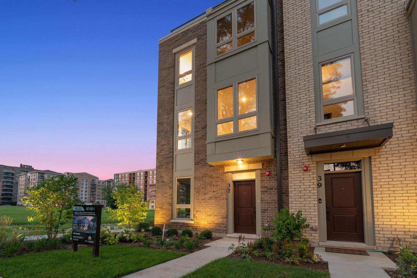 37 S Chestnut Lot #1 Avenue, Arlington Heights, IL 60005 - #: 11178918