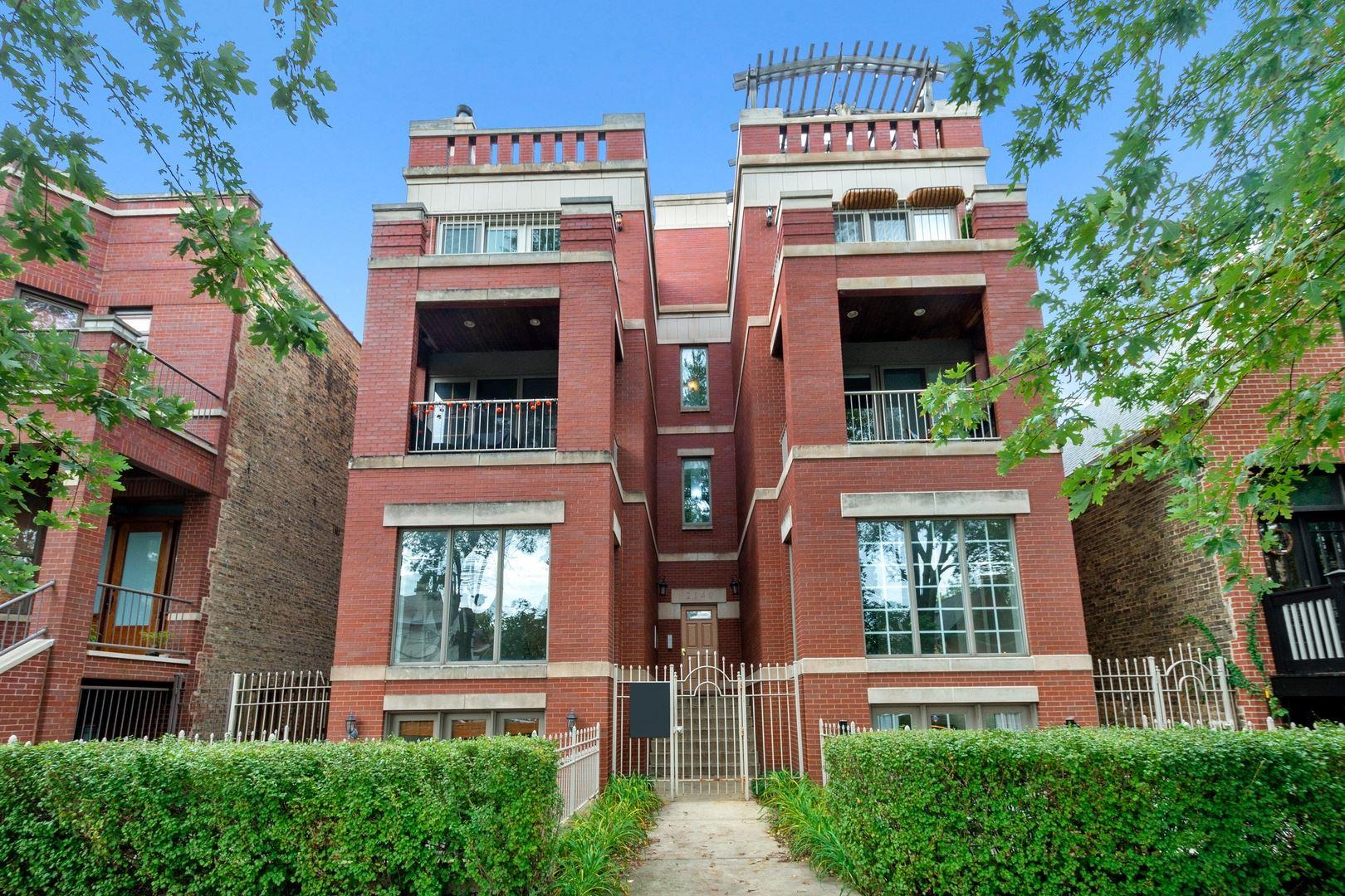 2140 W Haddon Avenue #3W, Chicago, IL 60622 - #: 11247918