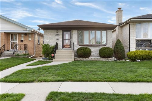 Photo of 4614 N Newland Avenue N, Harwood Heights, IL 60706 (MLS # 11081921)