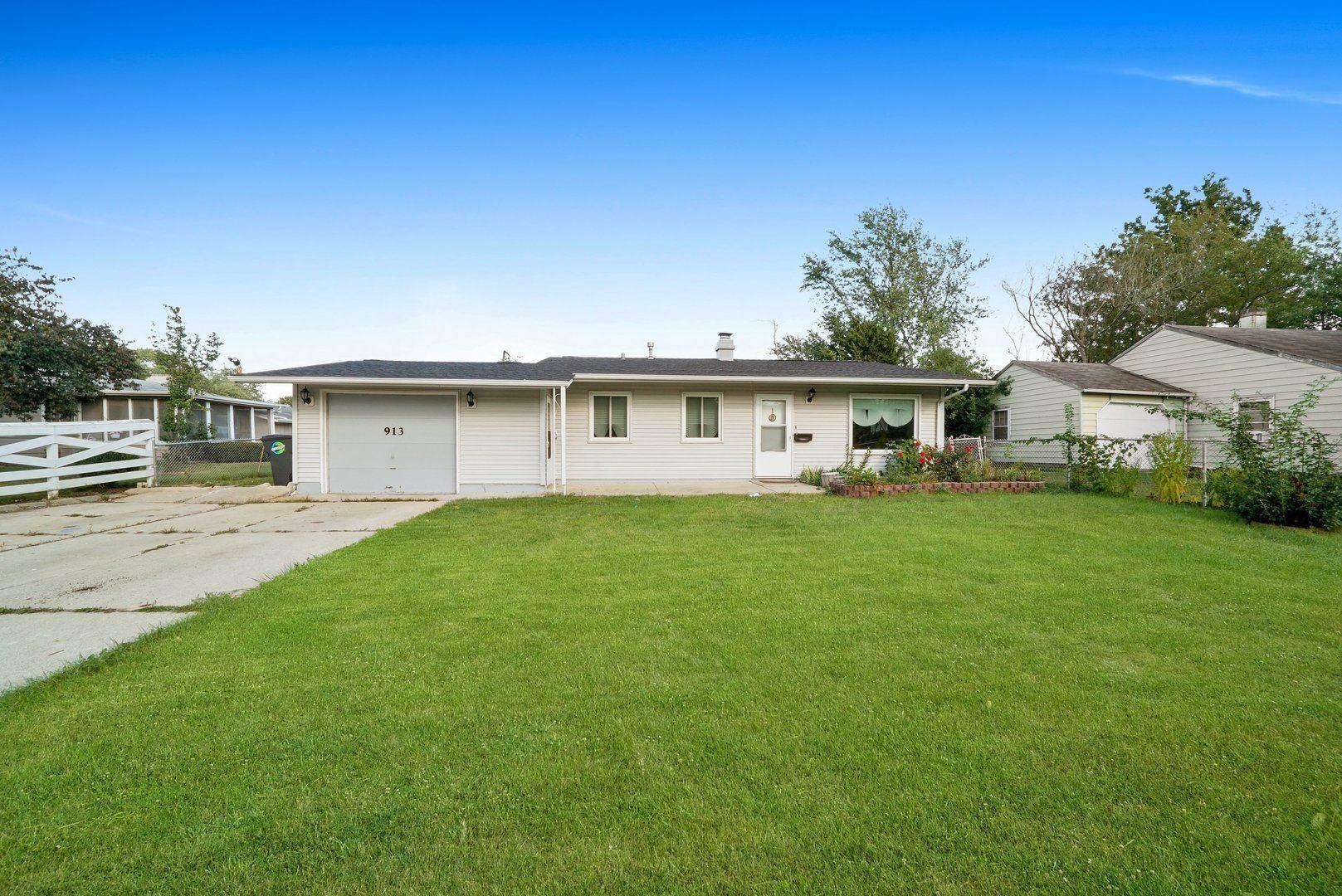 913 S Bartlett Road, Streamwood, IL 60107 - #: 11230921