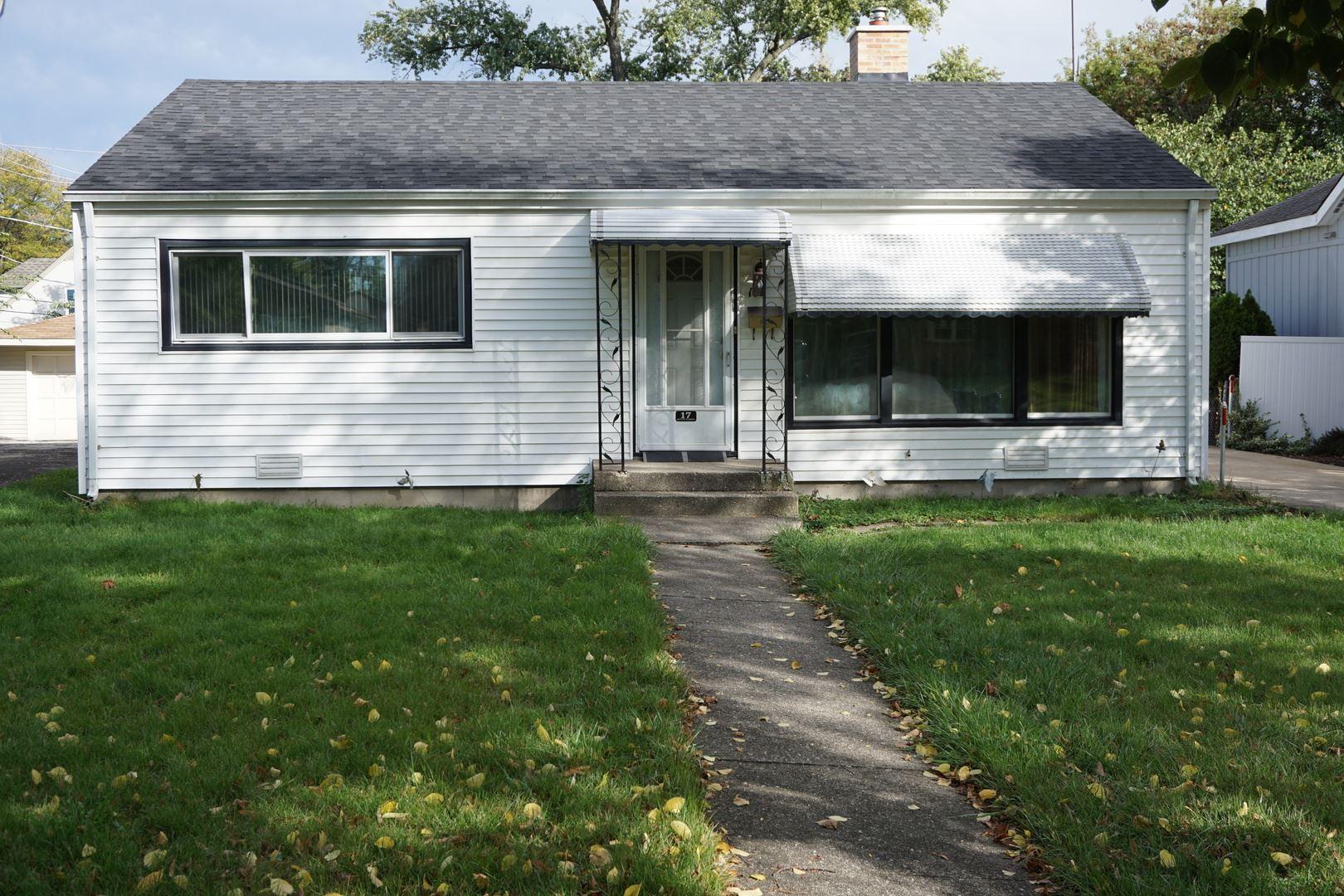 17 S Summit Avenue, Villa Park, IL 60181 - #: 11246921