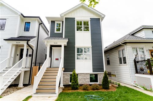 Photo of 5641 W Giddings Street, Chicago, IL 60630 (MLS # 10723922)