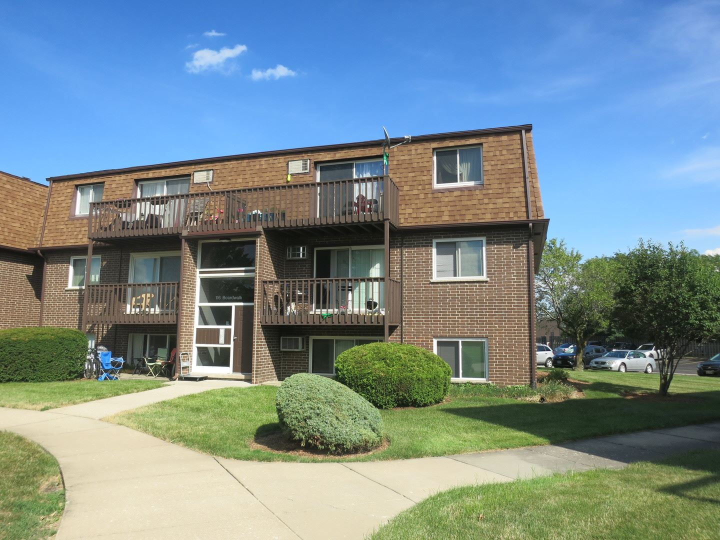 116 Boardwalk Street #2W, Elk Grove Village, IL 60007 - #: 10765922