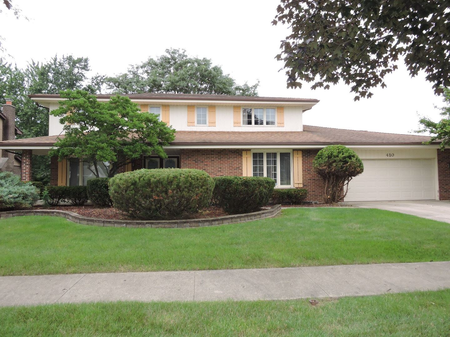 410 Woodgate Court, Willowbrook, IL 60527 - #: 11166922