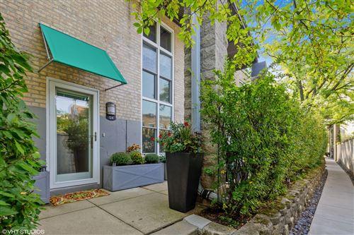 Photo of 1300 W Altgeld Street #124, Chicago, IL 60614 (MLS # 10928923)