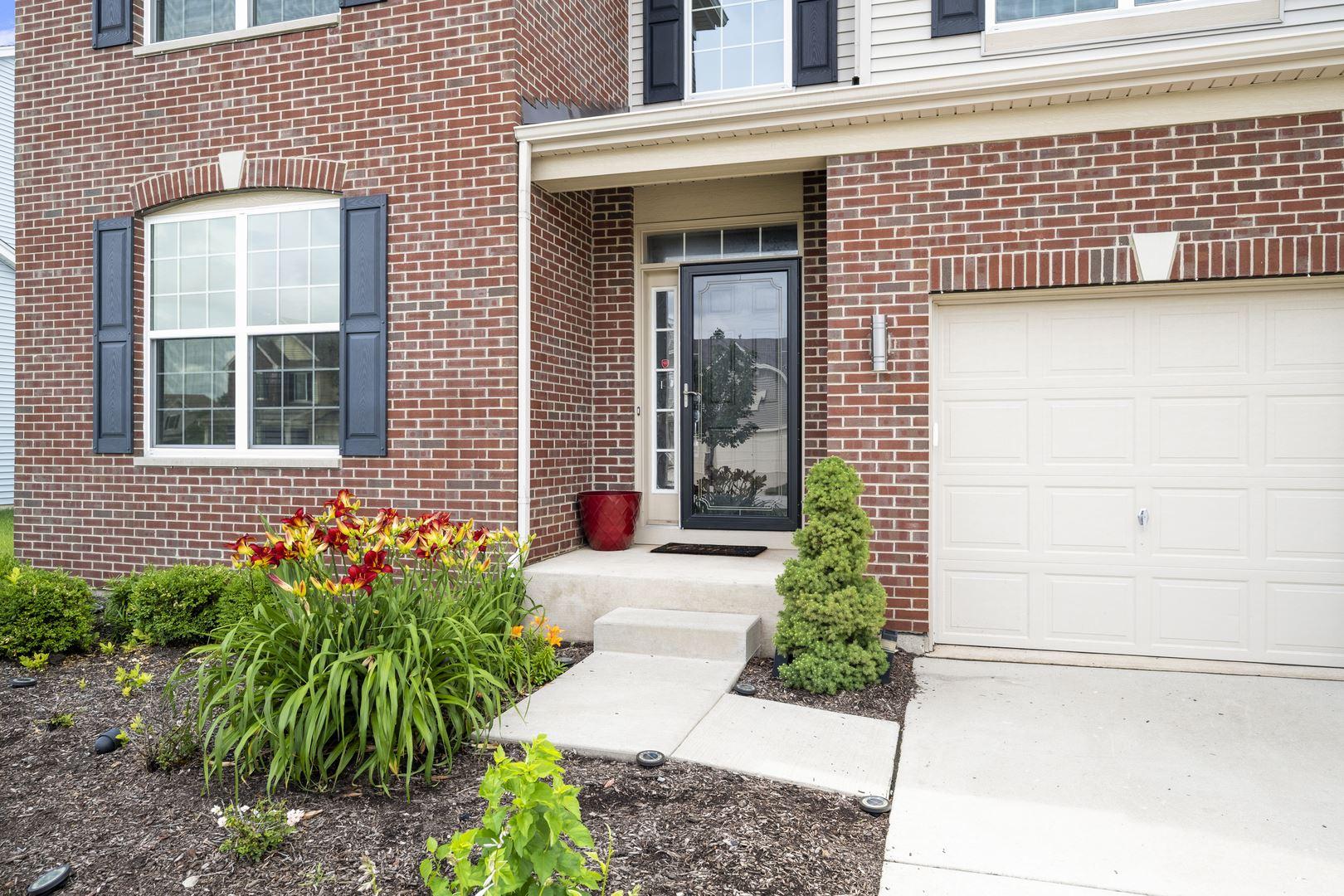 Photo of 521 Northgate Lane, Shorewood, IL 60404 (MLS # 11142923)