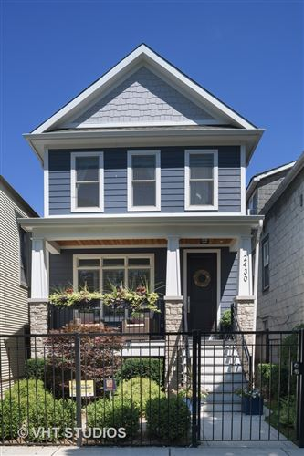 Photo of 2430 W BELLE PLAINE Avenue, Chicago, IL 60618 (MLS # 10818924)