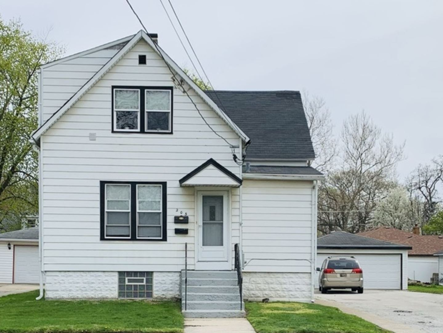 205 Blackstone Street, Thornton, IL 60476 - #: 11176924