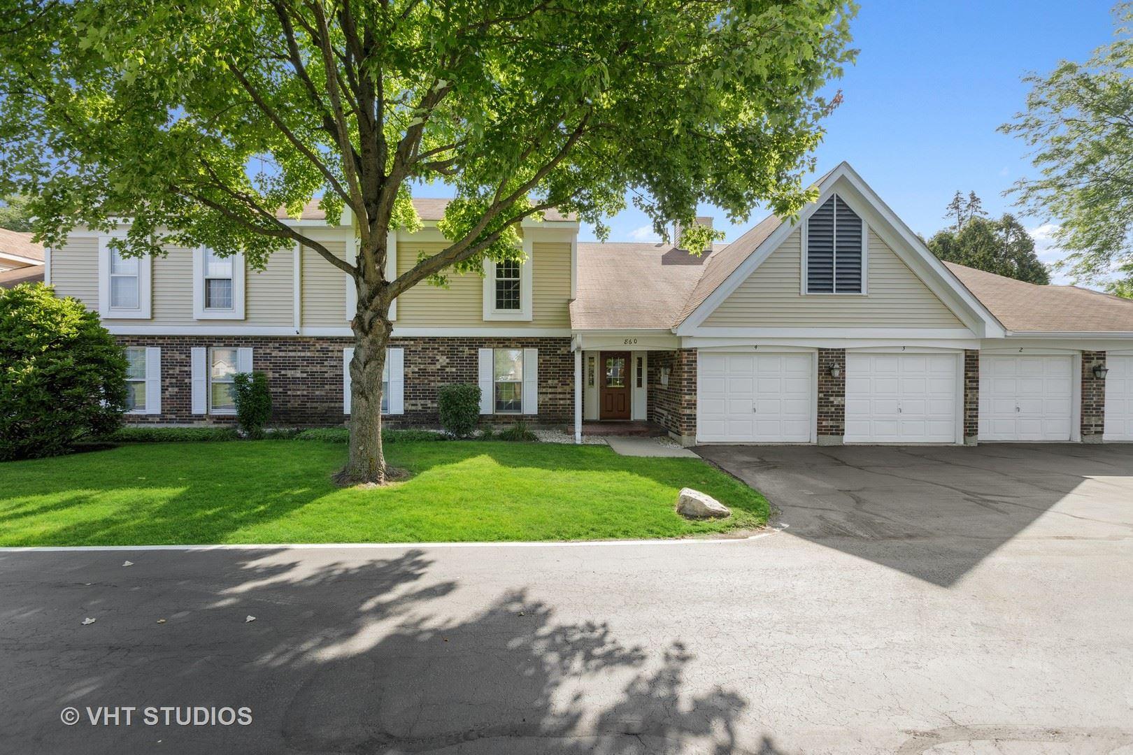 860 Chasefield Lane #4, Crystal Lake, IL 60014 - #: 11189924