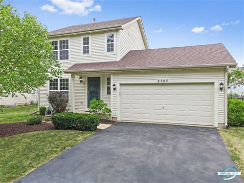 Photo of 2705 Crested Butte Trail, Plainfield, IL 60586 (MLS # 10806925)