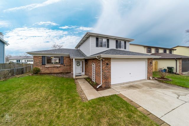 6644 Wheatfield Street, Woodridge, IL 60517 - #: 10684925