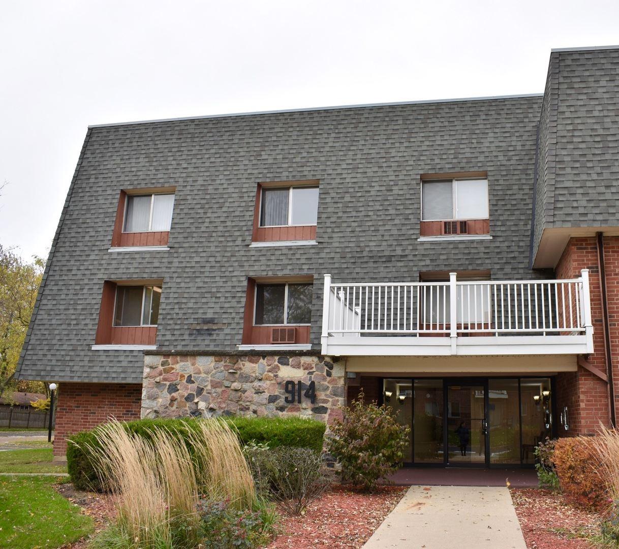 912 Ridge Square #109, Elk Grove Village, IL 60007 - #: 10779925