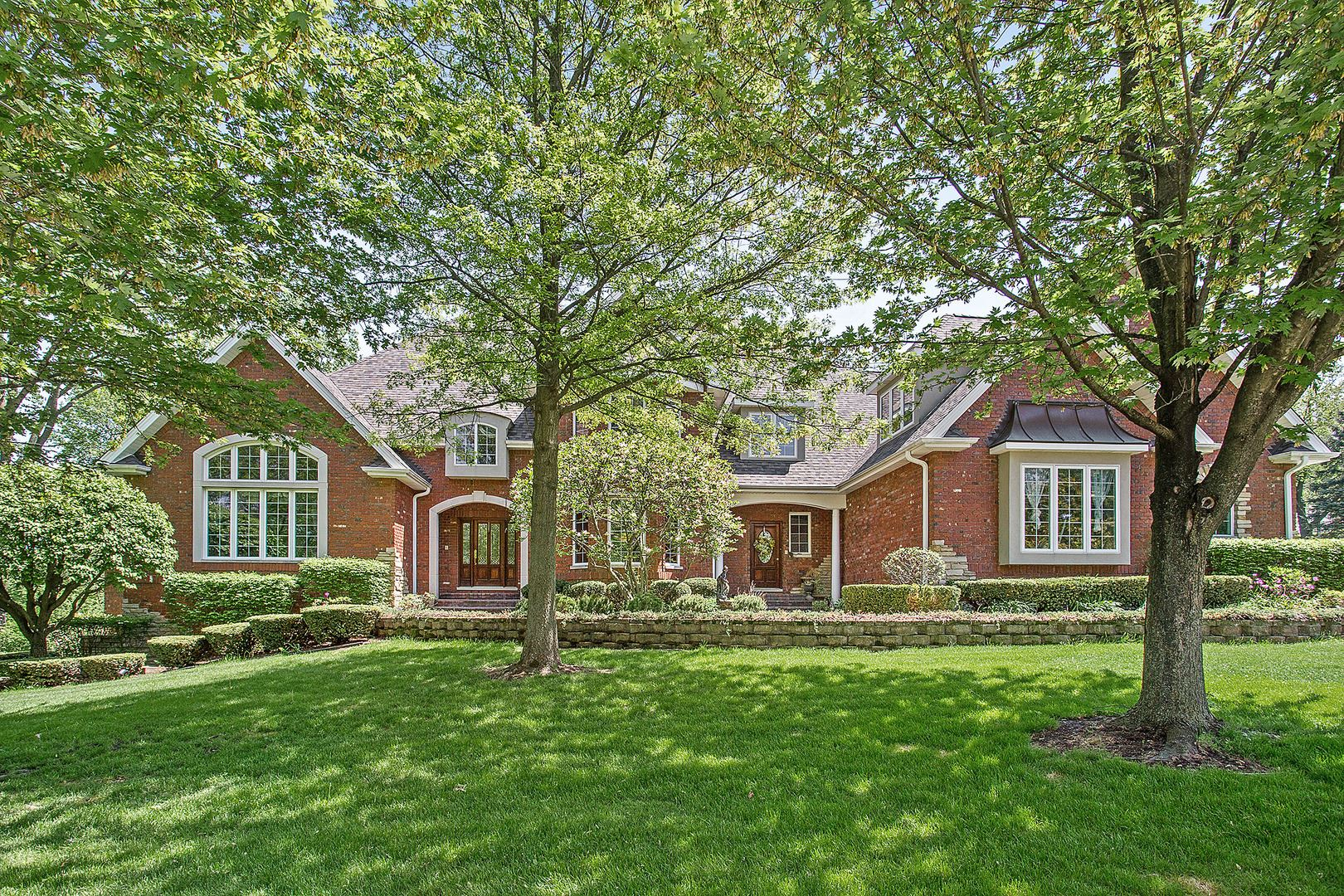 10801 Crystal Springs Lane, Orland Park, IL 60467 - #: 11018926