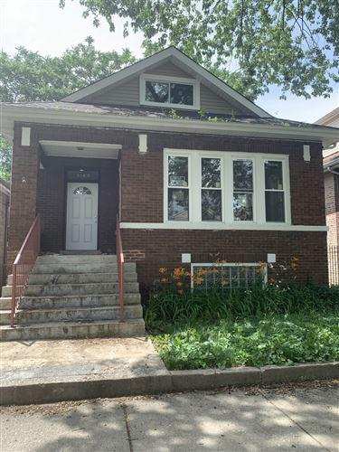 Photo of 8140 S Justine Street, Chicago, IL 60620 (MLS # 10779928)