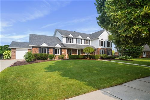 Photo of 14324 Wooded Path Lane, Orland Park, IL 60462 (MLS # 11164928)