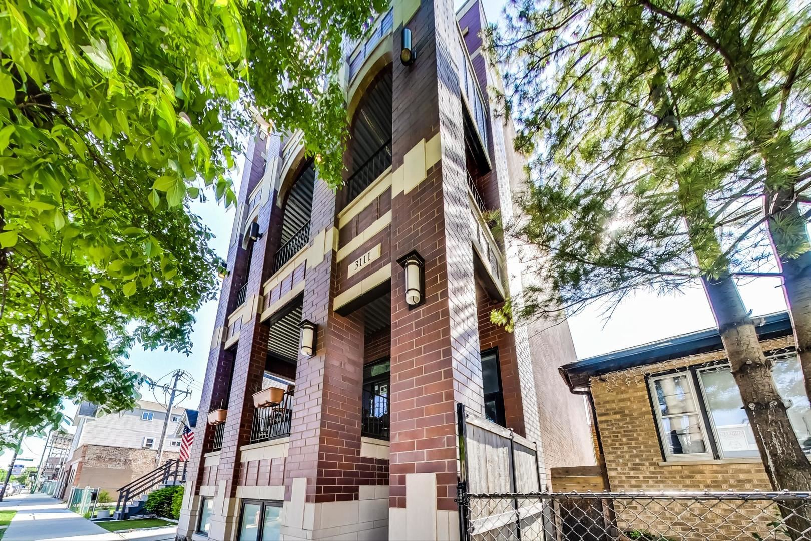 3111 N CALIFORNIA Avenue #2, Chicago, IL 60618 - MLS#: 10797928