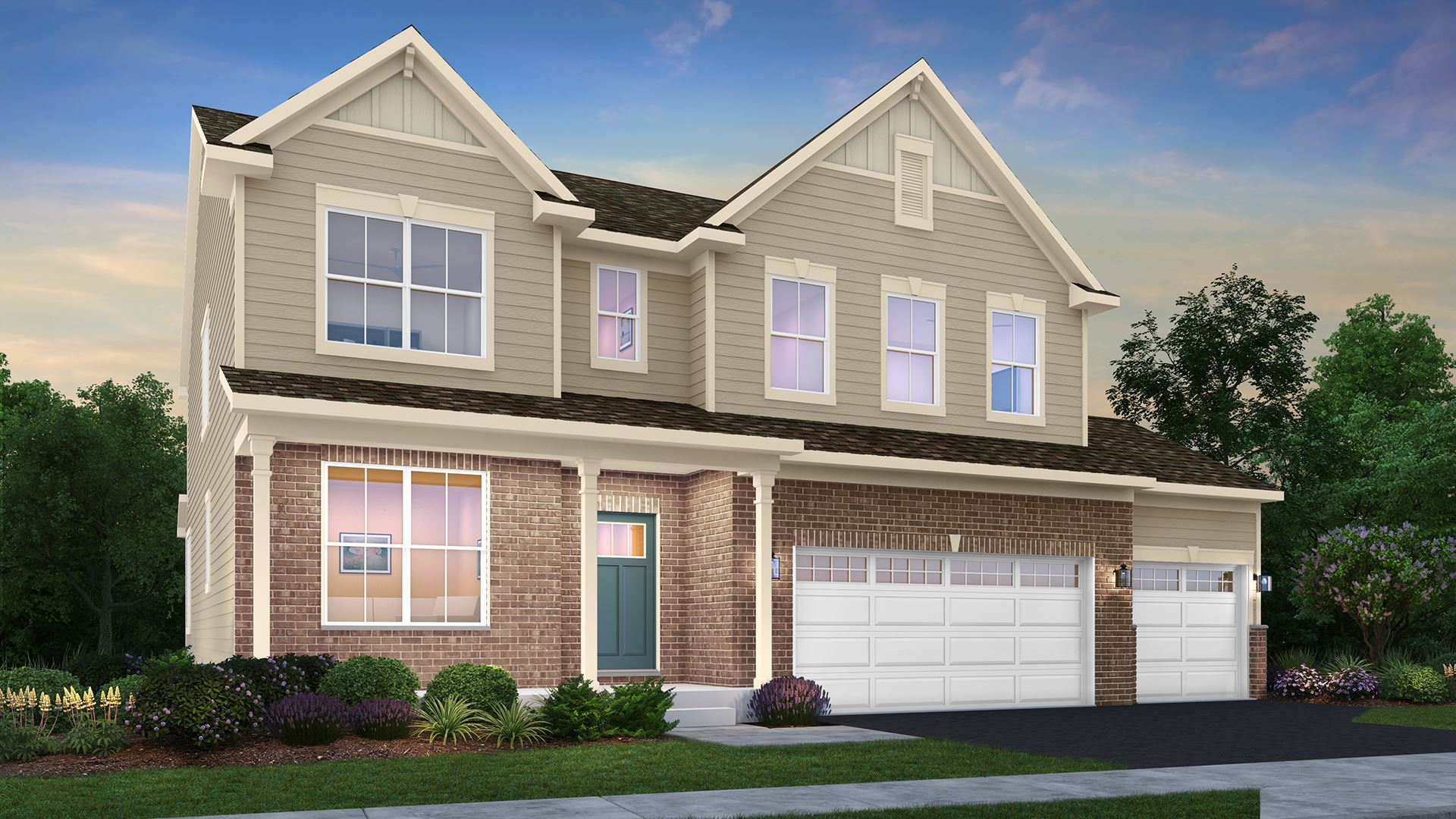 Photo of 16045 S Crescent Lane, Plainfield, IL 60586 (MLS # 11000931)