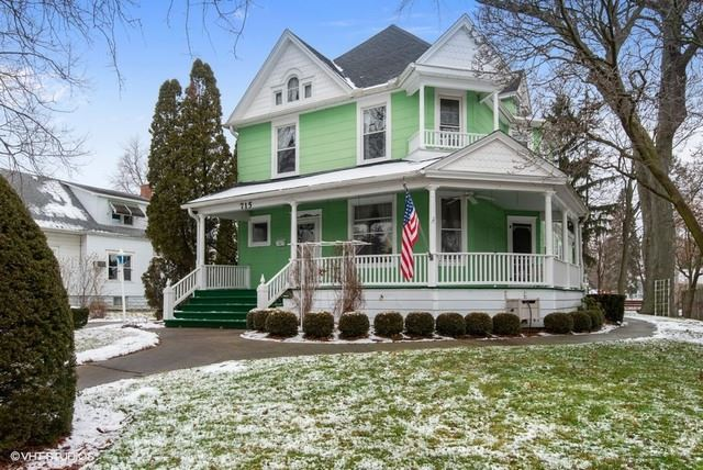 Photo for 715 West State Street, Sycamore, IL 60178 (MLS # 10612932)