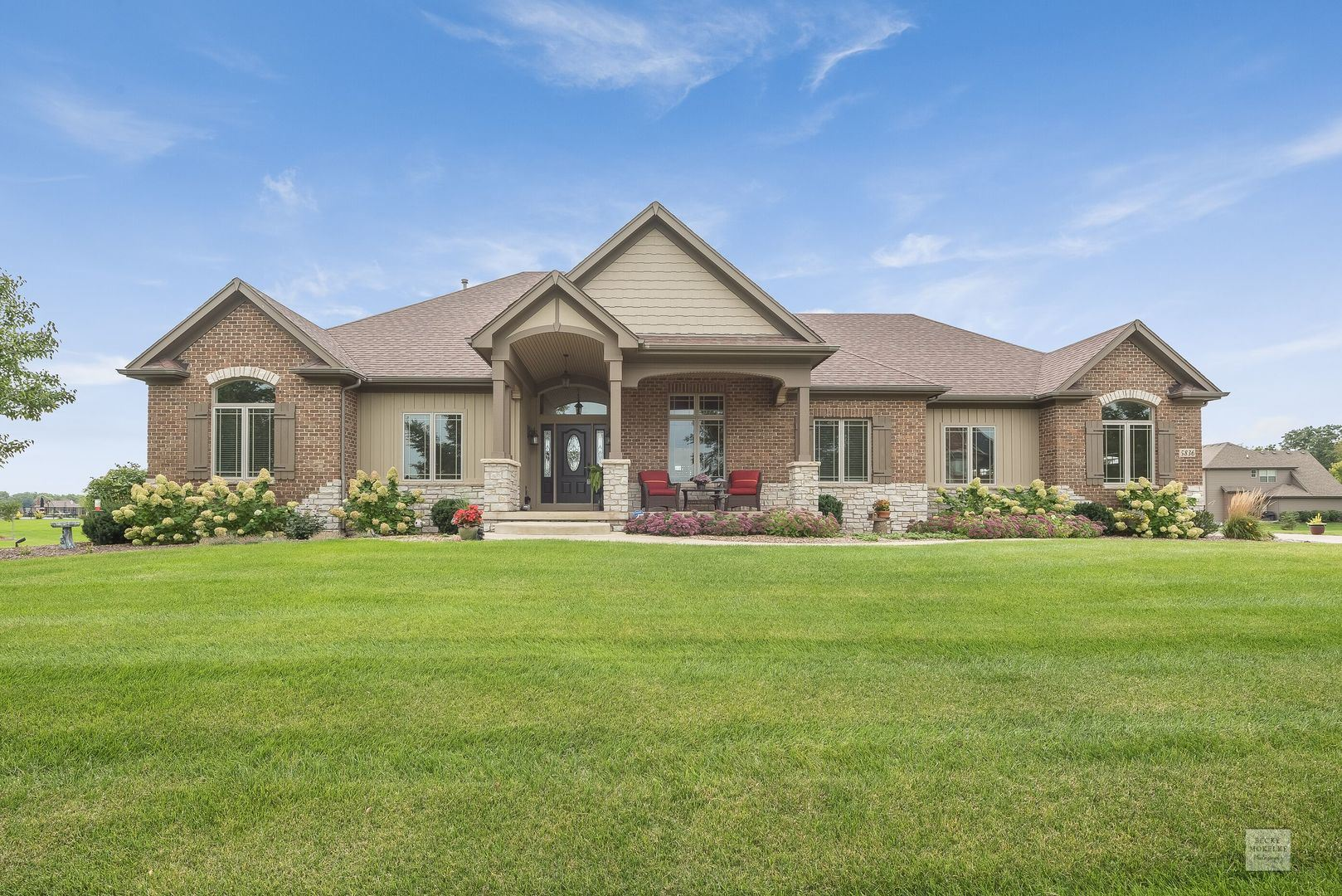 5836 Whitetail Ridge Drive, Yorkville, IL 60560 - #: 10732932