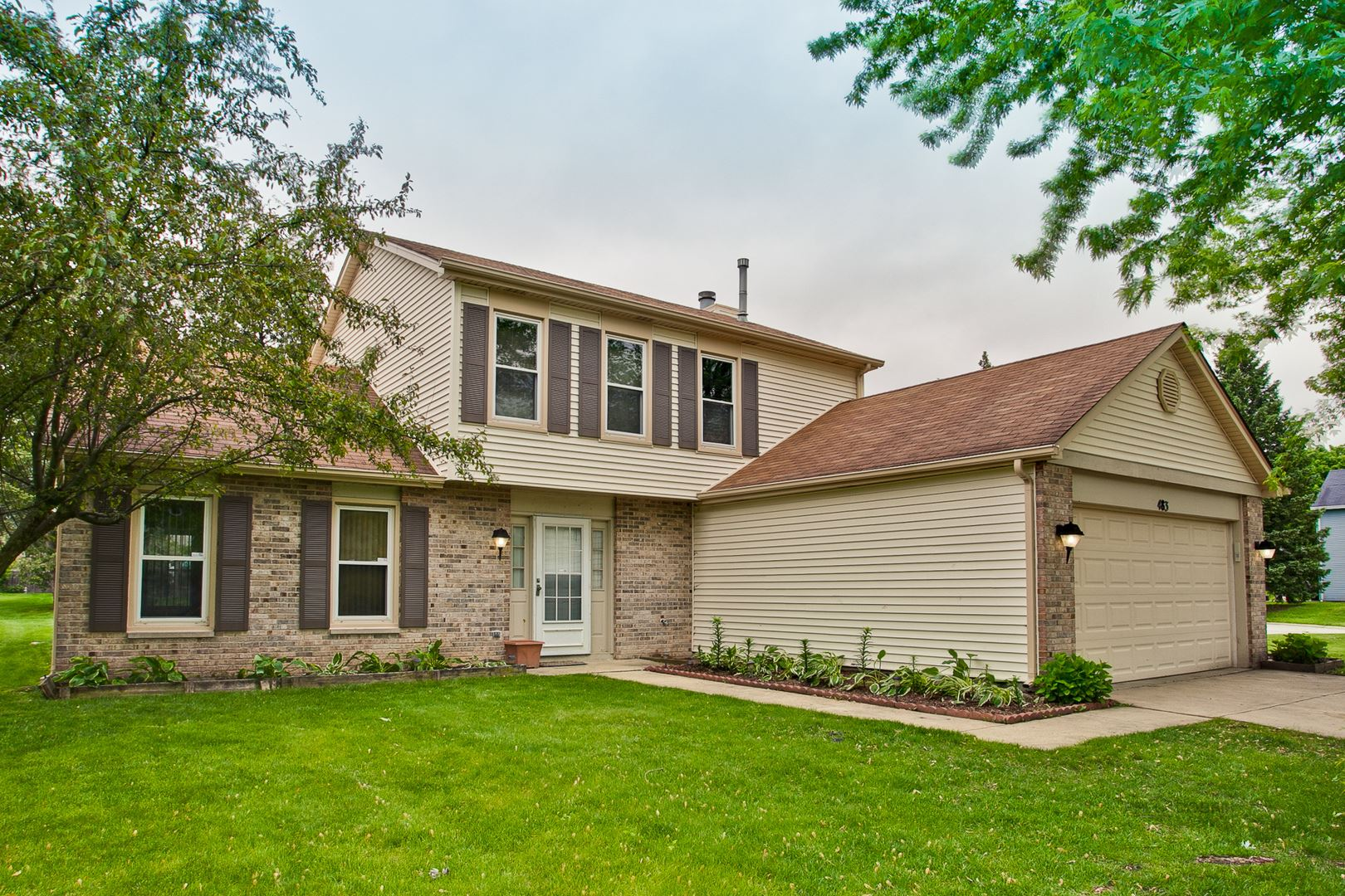 483 Highland Grove Drive, Buffalo Grove, IL 60089 - #: 11096932