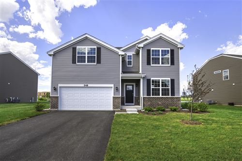 Photo of 548 Colchester Drive, Oswego, IL 60543 (MLS # 10755933)