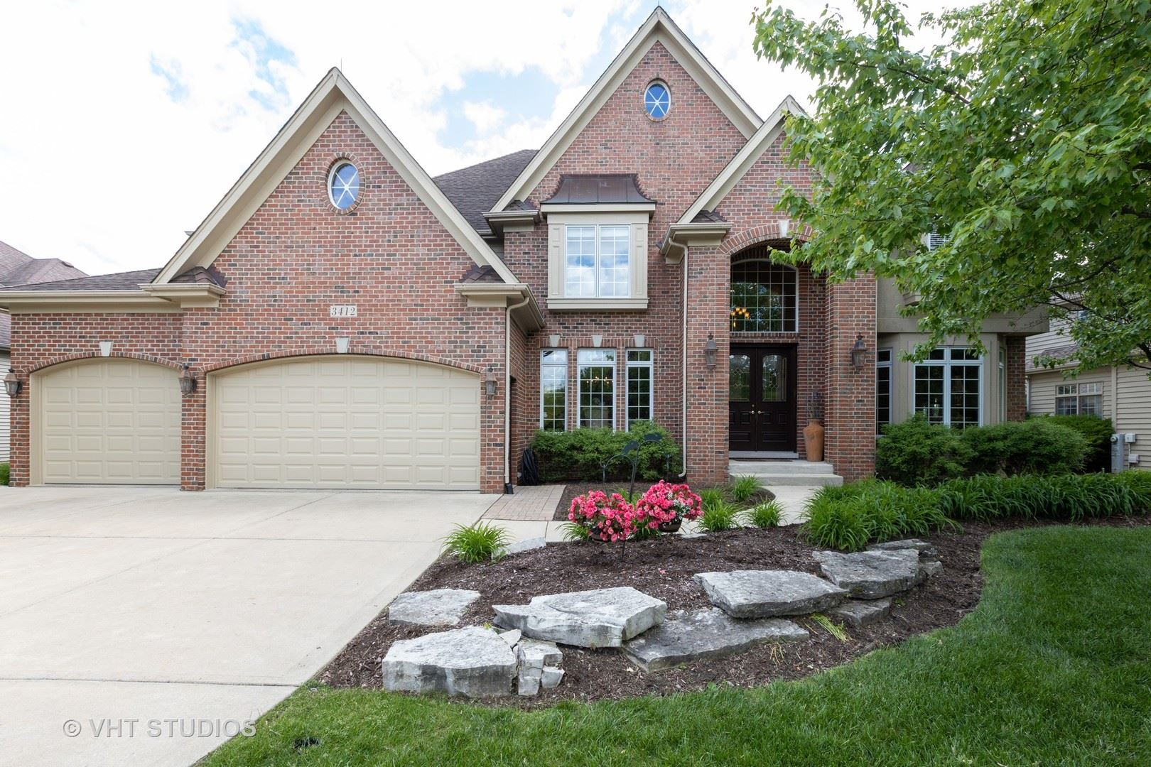 3412 Brooksedge Avenue, Naperville, IL 60564 - #: 10729933