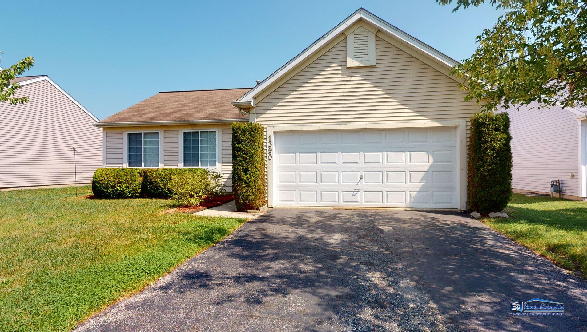 1390 Belle Haven Drive, Grayslake, IL 60030 - #: 11184934
